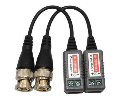 AHD/CVI/TVI/HD/Analog Video Passive UTP Balun